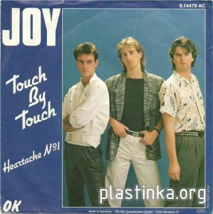 Joy - Touch By Touch [EP Single] (1985)