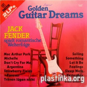 Jack Fender - Golden Guitar Dreams [2-LP's] (1979)