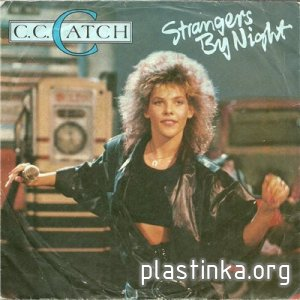 C.C. Catch - Strangers By Night (EP Single) 1986