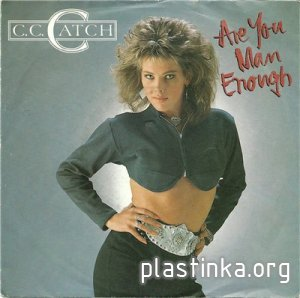 C.C. Catch - Are You Man Enough (EP Single) 1987