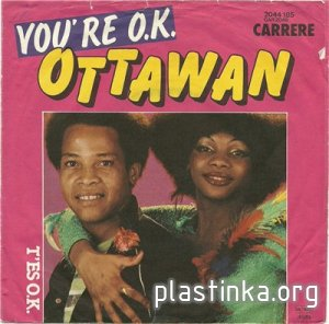 Ottawan - You're O.K. (1980) (EP Single)