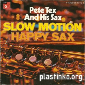 Pete Tex and His Sax (1974) (EP Single)