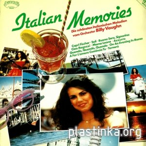 Orchester Billy Vaughn - Italian Memories (1979)