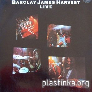 Barclay James Harvest ‎- Live (1974) [2LP]