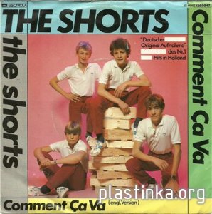 The Shorts - Comment Ca Va (EP Single) 1983