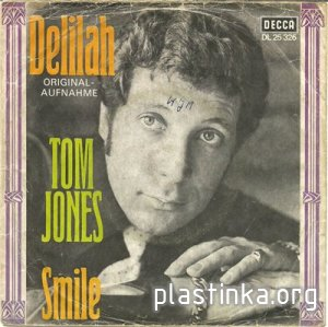 Tom Jones - Delilah (EP Single ) 1968