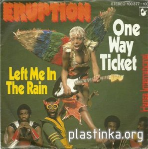 Eruption - One Way Ticket (EP Single) 1979