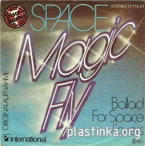 Space - Magic Fly (EP single) 1977