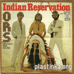 ORS - Indian Resarvation (EP Single) 1979