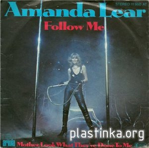 Amanda Lear - Follow Me (EP Single) 1978