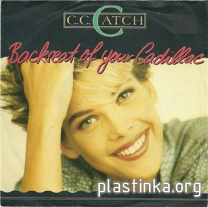 C.C. Catch - Backseat of your Cadillac (EP Single) 1988