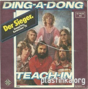 Teach-in - Ding-A-Dong (EP Single) 1975