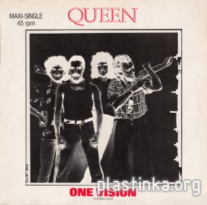 Queen - One Vision (EP) (45 rpm) (1985)