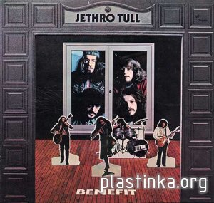 Jethro Tull - Benefit (1970) + bonus single