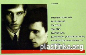 OMD (Orchestral Manoeuvres In The Dark) - Architecture & Morality