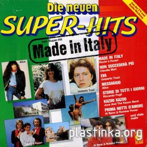 Various-Made In Italy (1982)