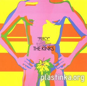 "The Kinks - Soundtrack from the film ""Percy"" (1971)"