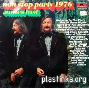 James Last - Non Stop Party 1976