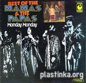 The Mamas & The Papas - Monday Monday - Best Of (1974)