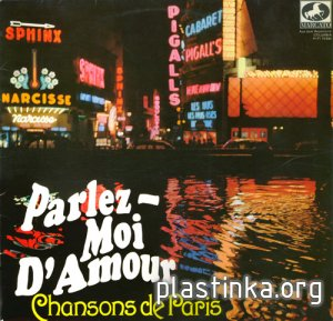Various Artists - Parlez-Moi D'Amour
