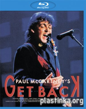 Paul McCartney's Get Back (1991) BDRip 1080p AVC LPCM 2.0