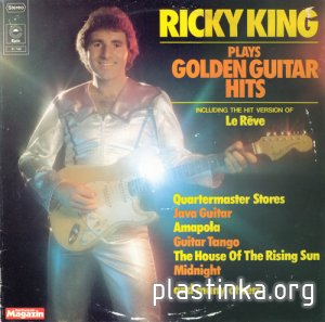 Ricky King - Plays Golden Guitar Hits (1976)