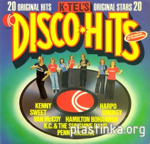 Various Artists - Disco-Hits (1975)