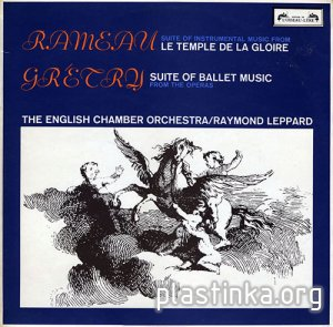 English Chamber Orchestra - Le Temple De La Gloire (1967) [LP 24-96]
