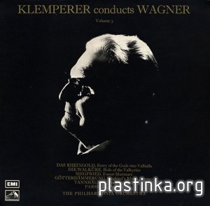 Klemperer Conducts Wagner Vol.3 (1963) [LP 24-96]