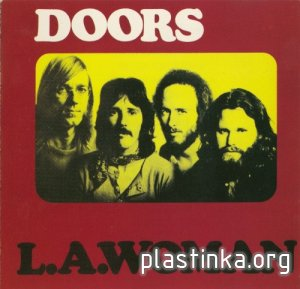 The Doors - L.A. Woman (1971)  tape rip