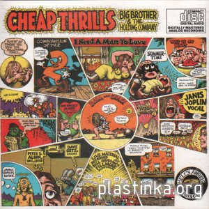 Big Brother & the Holding Company - Cheap Thrills (1968)