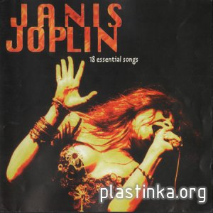 Janis Joplin - 18 Essential Songs (1995)
