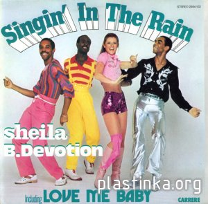 Sheila & B. Devotion - Singin' In The Rain (1977)