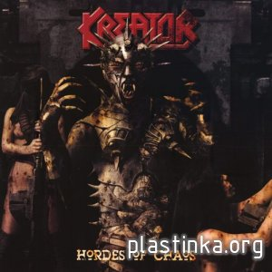 Kreator ‎� Hordes Of Chaos (2009)