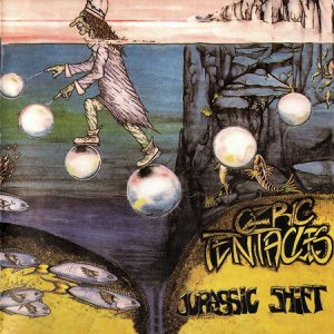Ozric Tentacles - Jurassic Shift (1993)