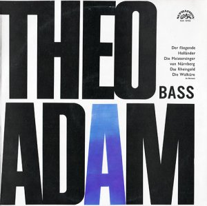 Theo Adam (In German) (1966)