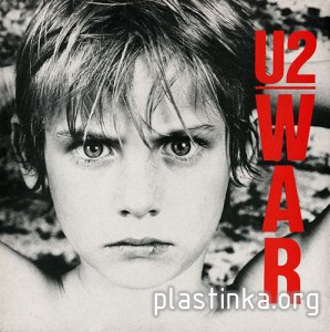 U2 - War (1983) [Original UK Press]