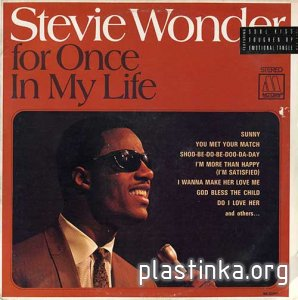 Stevie Wonder ‎- For Once In My Life (1968)