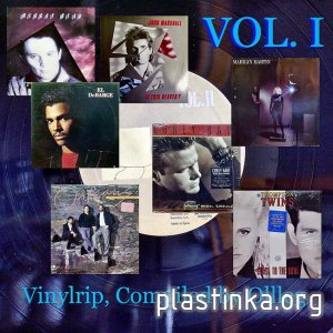 VOL. I (1986-88) Compiled by Ollleg (2013), vinyl-rip