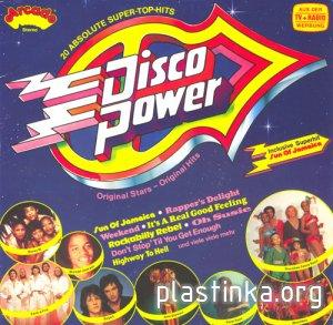 Various Artists - Disco Power (1980)