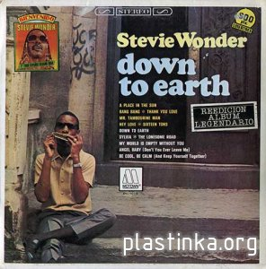 Stevie Wonder - Down To Earth (1966)