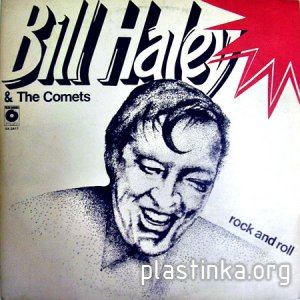 Bill Haley & The Comets - Rock and Roll(1986), Vinyl-rip