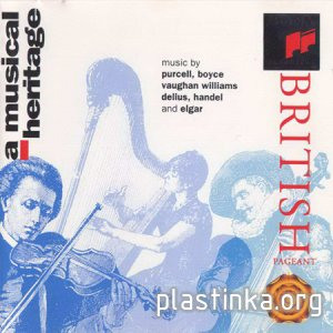 Various - A Musical Heritage - British Pageant (1993)