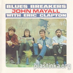 John Mayall & The Bluesbreakers - Blues Breakers with Eric Clapton (19