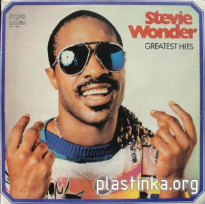 Stevie Wonder – Greatest Hits (1985)