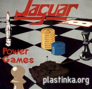 Jaguar - Power Games (1983)(UK) Tape rip