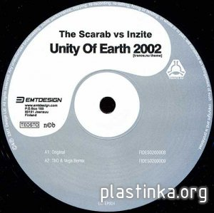 The Scarab vs Inzite - Unity Of Earth (2002)