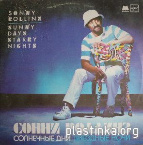 Sonny Rollins - Sunny Days Starry Nights (1984)