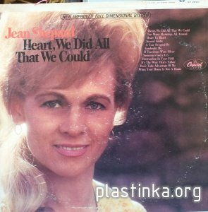 Jean Shepard - Heart, We Did All That We Could (1967)