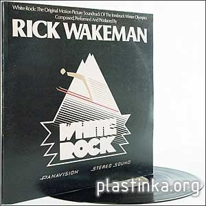 Rick Wakeman - White Rock (1977)